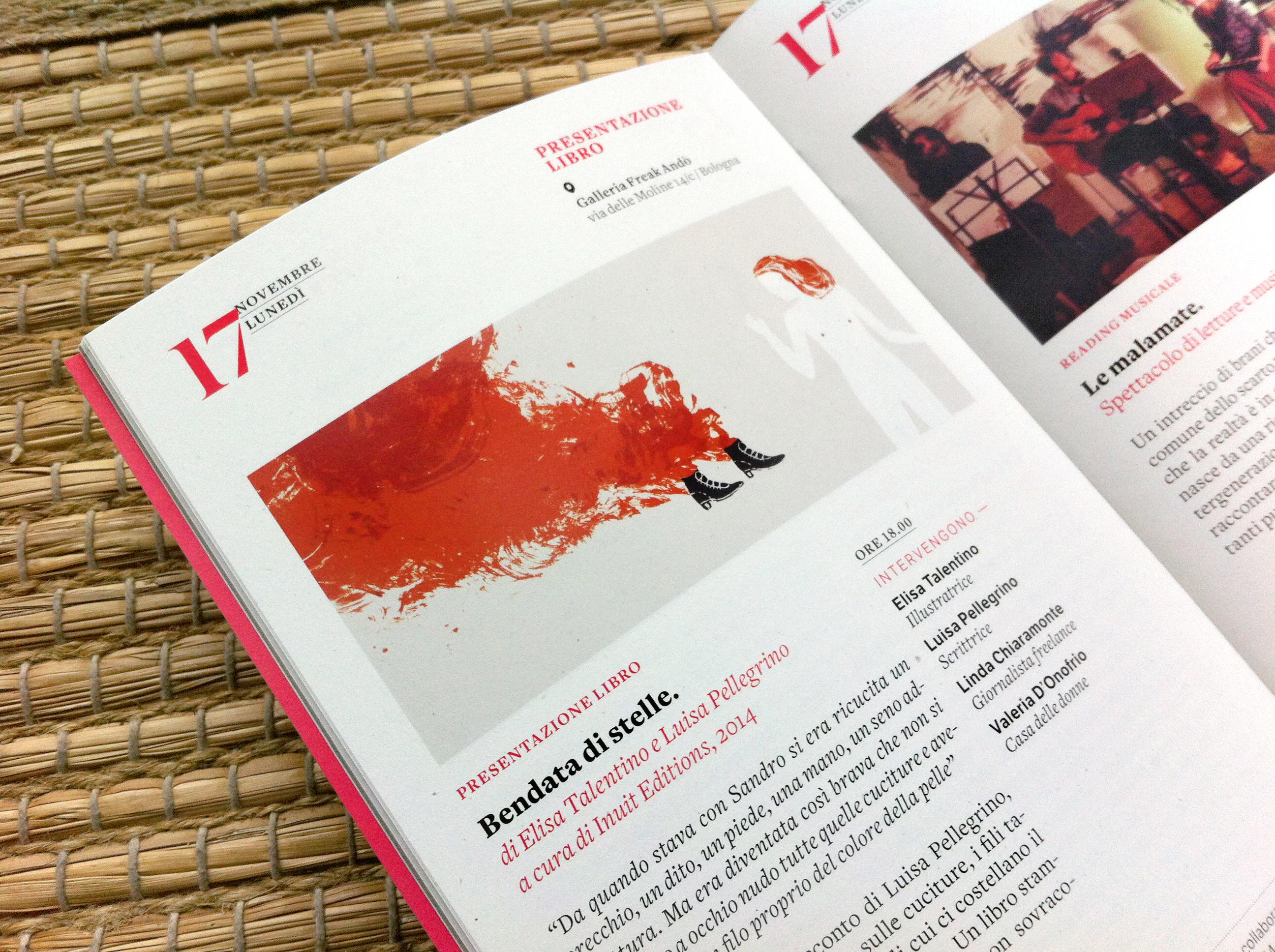Programma Violenza Illustrata 2014